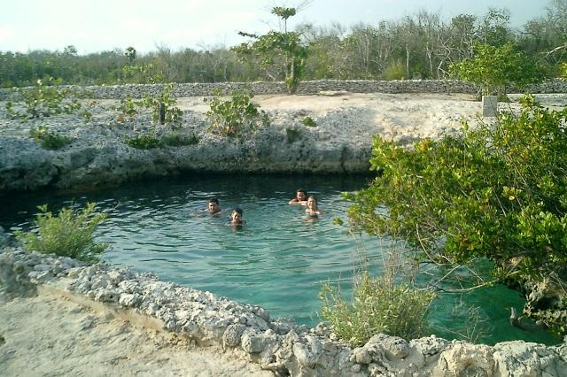 Caleta Buena, attractions of Casa 46, Playa Larga, Ciénaga de Zapata, Matanzas, Cuba