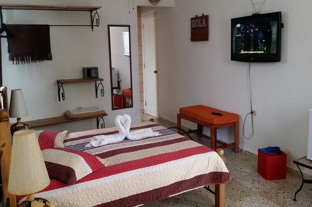 Very confortable room at Casa 46, Ciénaga de Zapata, Matanzas, Cuba
