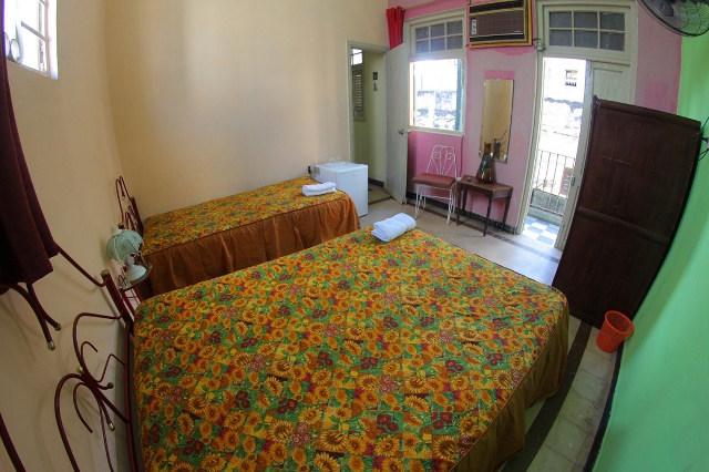 Room at Casa Don Miguel, Old Havana, Havana, Cubauel, Habana Vieja, La Habana, Cuba