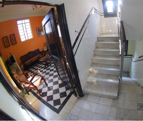 Entrance of Casa Don Miguel, Old Havana, Havana, Cuba
