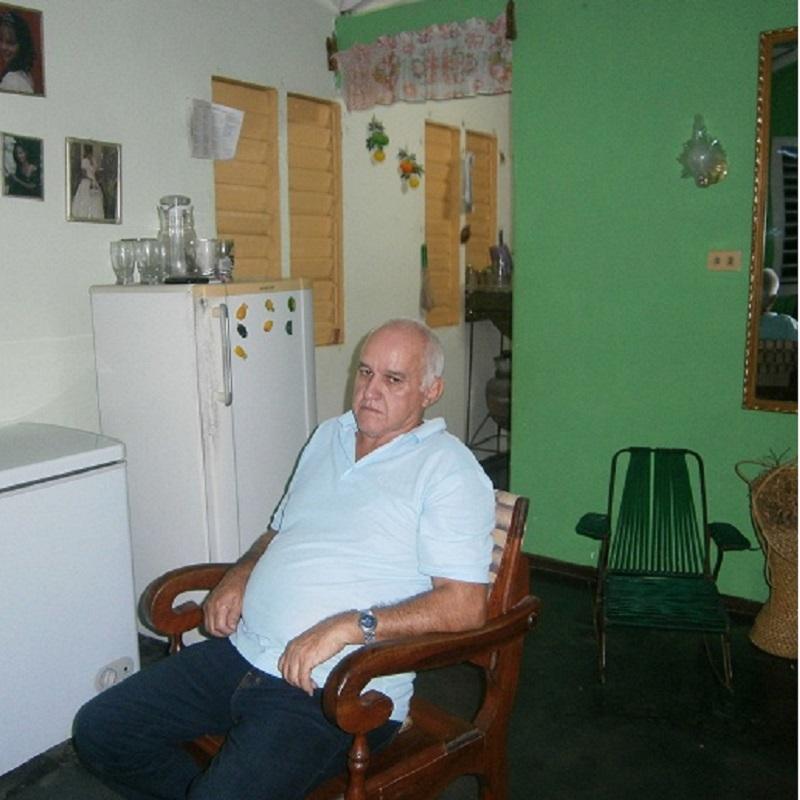 La gente de Casa de Griselda y Reinaldo, Viñales, Pinar del Río, Cuba