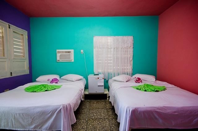 Habitación en Casa de Griselda y Reinaldo, Viñales, Pinar del Río, Cuba
