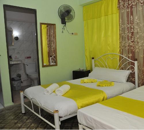 Habitación en Hostal Yuliet y Ariel, Cienfuegos, Cuba
