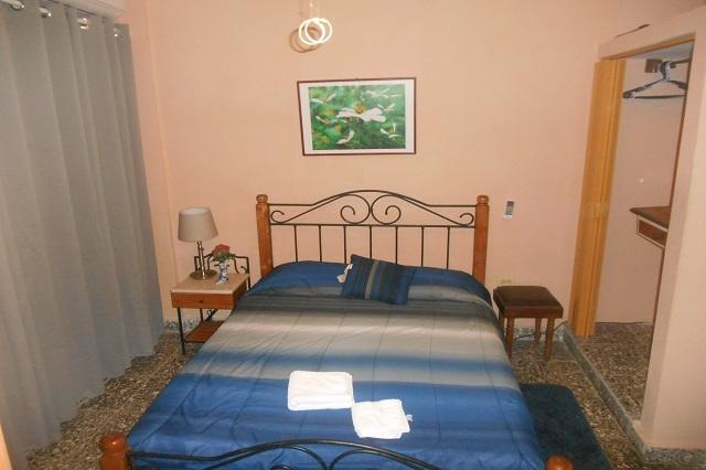 Room at Villa Apolonio, Miramar, La Habana, Cuba