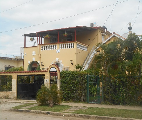 Our beautilful Villa Apolonio, Miramar, La Habana, Cuba