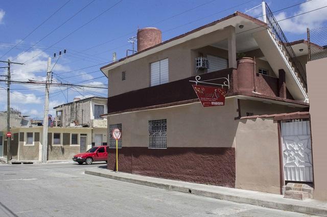 Maceo Street, Hostal Aliana, Santa Clara, Villa Clara Cuba