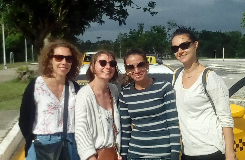 Friends, Hostal Aliana, Santa Clara, Villa Clara Cuba