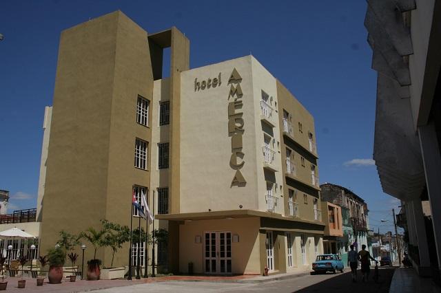 Hotel América, close to Hostal Aliana, Santa Clara, Villa Clara Cuba