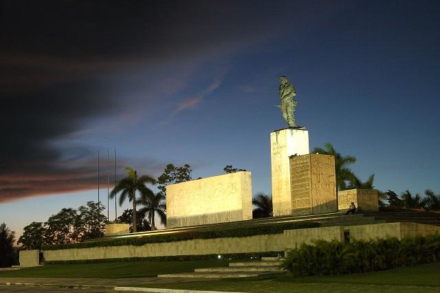 Revolution Square, close to Hostal Aliana, Santa Clara, Villa Clara Cuba