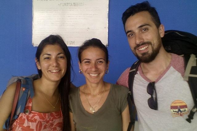 Friends of Hostal Aliana, Santa Clara, Villa Clara, Cuba