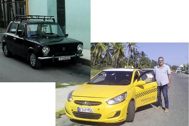 Parking in Hostal Aliana, Santa Clara, Villa Clara, Cuba