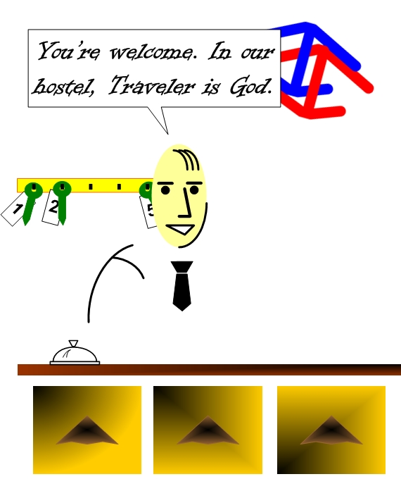 Original comic by Manicato Inn. Accommodation in Cuba and Traveler Support. Bitcoin Accepted.