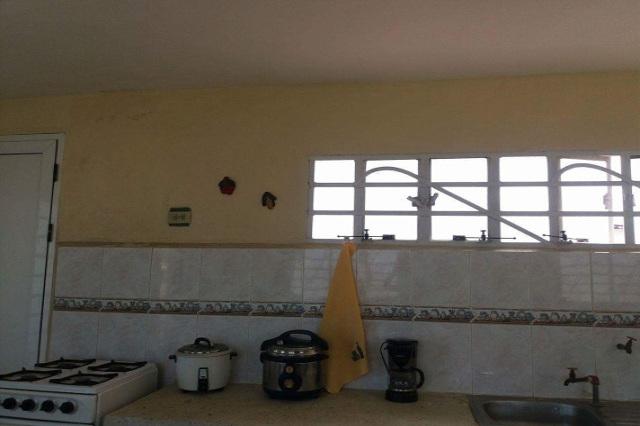 Casa Lourdes, Guanabo, La Habana, Cuba. Cocina.